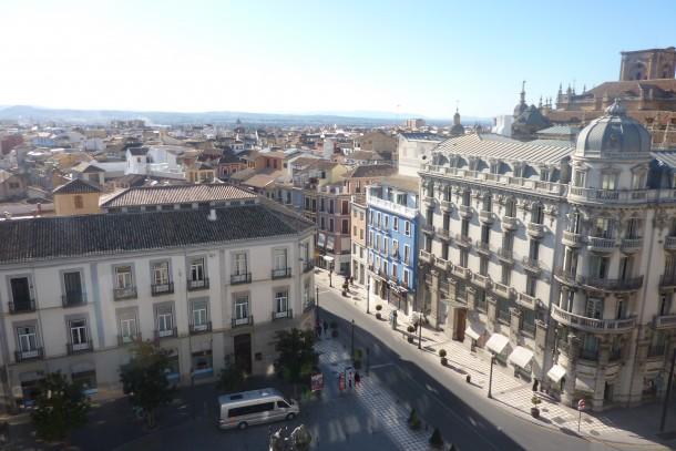 Granada en un dia