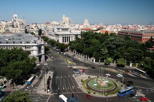 Madrid en un dia