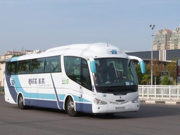 Transporte para empresas e instituciones