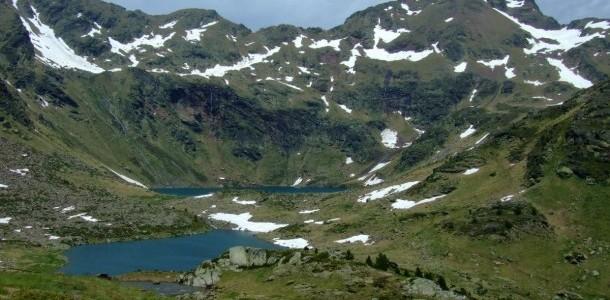 Rutas senderistas en Andorra