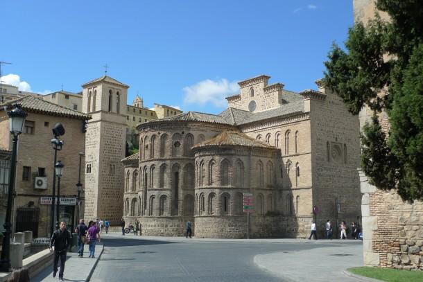 Iglesias de Santiago del Arrabal