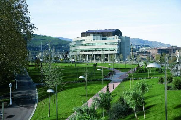 Palacio Euskalduna de Congresos y de la Musica