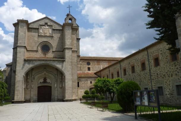 Real Monasterio de Santo Tomas