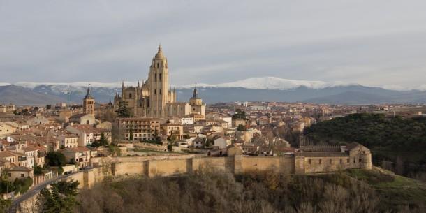 Segovia en un dia