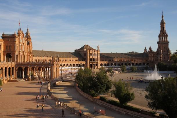 Sevilla en un dia