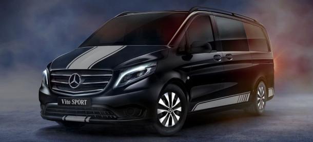 Mercedes-Benz Vito, la mejor furgoneta para viajar